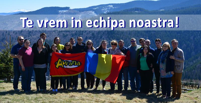 Awana - Echipa Noastra Site